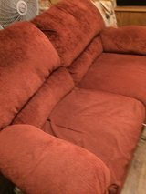 Love Seat Recliner in good condition in Fort Hood, Texas