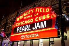 Pearl Jam at Wrigley (2 tix) 8/20 100 level in Aurora, Illinois