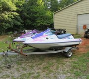 1996 & 1997 Jetskis in Warner Robins, Georgia