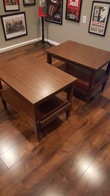 Two end tables in Fort Knox, Kentucky