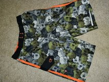 OP Brand men's swimming trunk Size 14-16 (measured one-sided), more of a small-medium size in Tinley Park, Illinois