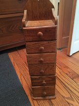 Small spice drawers oak in St. Charles, Illinois