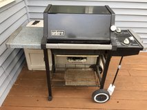 Weber Gas Grill in Chicago, Illinois