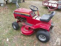 free removal of old non running riding lawn mowers in Warner Robins, Georgia