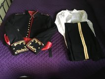 Marine Shop Officer's Mess Dress in Fort Belvoir, Virginia
