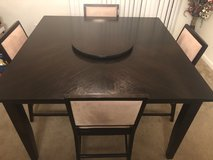 Dining Table Reduced need to sell by Friday in Fairfield, California