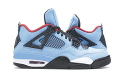 Air Jordan 4 Retro Travis Scott Cactus Jack in West Orange, New Jersey