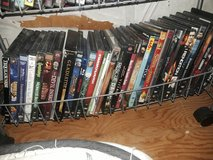 50 + Dvds  good condition in 29 Palms, California