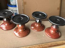 "4"" Metal Candle Holders in Plainfield, Illinois"