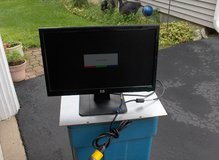 """H P 18 """" FLAT SCREEN MONITOR in Naperville, Illinois"""