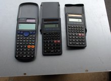 YOUR CHOICEOF CASIO CALCULATORS in Chicago, Illinois