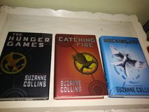 Hunger Games books in Spring, Texas