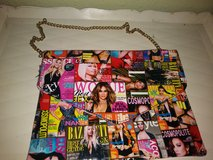 Retro purse with chain in The Woodlands, Texas