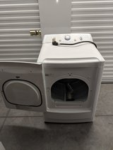 White Electric Dryer in Cherry Point, North Carolina