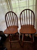 Kitchen Stools, Swivel, excellent condition in Byron, Georgia