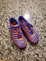 Adidas soccer cleats size 7 in Lockport, Illinois