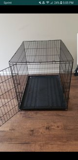 Large dog crate in Elgin, Illinois