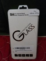 IPHONE 6 PLUS TEMPERED GLASS PROTECTOR in Clarksville, Tennessee