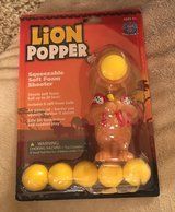 Lion Popper in St. Charles, Illinois