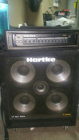 Bass Amp Head and 4x10 Cab Combo in Alamogordo, New Mexico