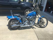 2002 Harley Davidson Dyna Wide Glide in Wilmington, North Carolina
