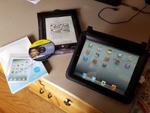 16 GB iPad with Otter Cover/Stand, Pillow Case, Waterproof Bag and CD in Oswego, Illinois