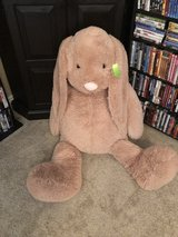 Giant Teddy Bear Bunny in Fort Leonard Wood, Missouri