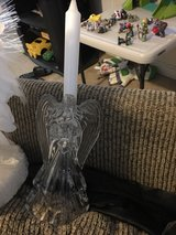 Angel candle holder set of 2 in Houston, Texas
