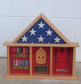 "Custom 3 Bay 10""H Doghouse!!! in Camp Lejeune, North Carolina"