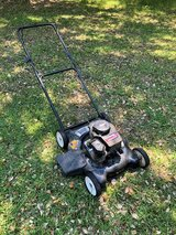"20"" gas push mower in Houston, Texas"