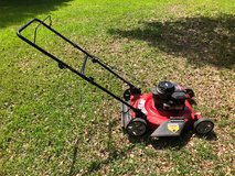 "22"" Yard Machine Mower in Houston, Texas"
