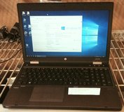 "hp ProBook 6565b 15.4"" widescreen, AMD A4, 4GB RAM, 250 HDD, Win10 in Fort Lewis, Washington"