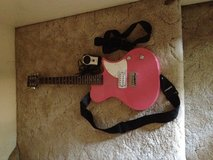 Pink First Act Guitar with Amp in Rolla, Missouri
