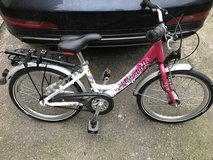 CHILDS BICYCLE USED TWICE in Lakenheath, UK