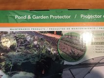 Pond Cover in Spring, Texas