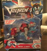 Voltron Red Lion in Bolingbrook, Illinois