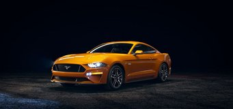 Your EPIC Journey.. 2018 Ford Mustang Premium Fastback in Ansbach, Germany