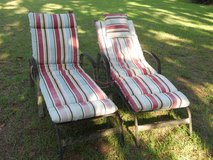 lounge chairs in Beaufort, South Carolina
