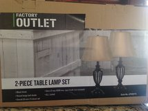 LAMP SET BRAND NEW IN BOX in Chicago, Illinois
