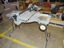 Delta 33-055 Deluxe Sawbuck Frame & Trim Saw L39011-2 FENEE in Fort Campbell, Kentucky