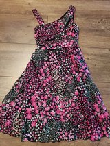 Girls size 12 floral dress in Bolingbrook, Illinois