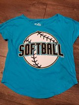 Justice size 10 softball top in Bolingbrook, Illinois