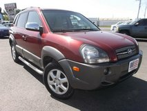 2005 Hyundai Tucson in Fort Drum, New York