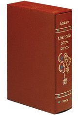 The Lord of the Rings Imitation Leather Bound in Okinawa, Japan