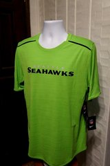 SEATTLE SEAHAWKS - Nike NFL Onfield Apparel Dri-Fit Neon Shirt *** NEW *** in Fort Lewis, Washington