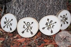 customizable wood coasters in Fort Carson, Colorado