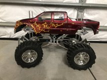Fully customized all metal RC Monster Truck in Camp Lejeune, North Carolina