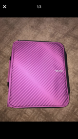 Five Star Mead purple school binder in Chicago, Illinois
