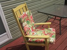 Real Wooden Outdoor Rocker ---- in Fort Drum, New York