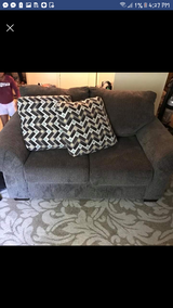 Couch , love seat , and ottoman in Fort Polk, Louisiana